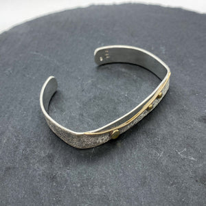 Stacking Wave Cuff Bracelet