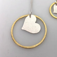Load image into Gallery viewer, Golden Love Necklace