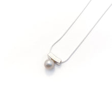 Load image into Gallery viewer, Balanced Single Slider Necklace