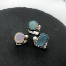 Load image into Gallery viewer, Boulder Opal Ring Size 8