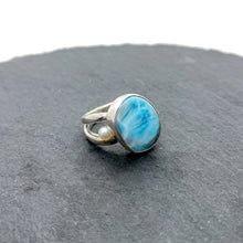 Load image into Gallery viewer, Larimar Ring Size 7.5
