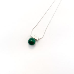 Balanced Single Slider Necklace