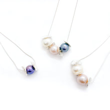 Load image into Gallery viewer, Spring Petal Slider Necklaces
