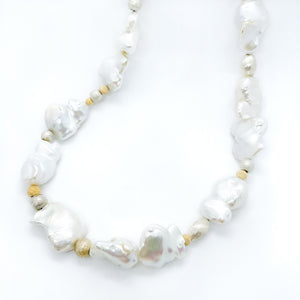 String of Pearls Necklace No. 2