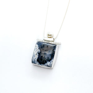 """Capilano"" Sea To Sky Necklace"