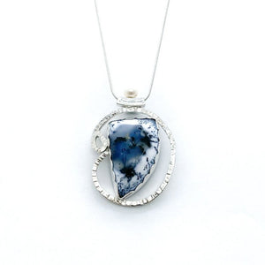 """Midnight"" Sea To Sky Necklace"