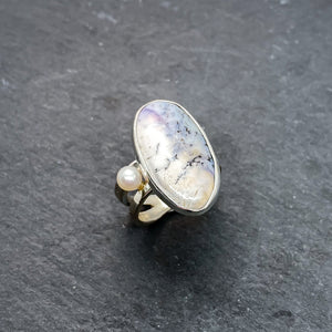 Sea to Sky Ring Size 8.5