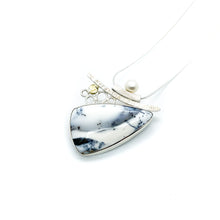 "Load image into Gallery viewer, ""Summit"" Sea To Sky Necklace"