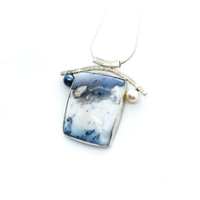"Load image into Gallery viewer, ""The Peak"" Sea To Sky Necklace"
