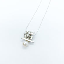Load image into Gallery viewer, Woven Slider Necklace