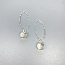 Load image into Gallery viewer, Long Opalite Acorn Earrings