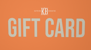 KB Gift Card