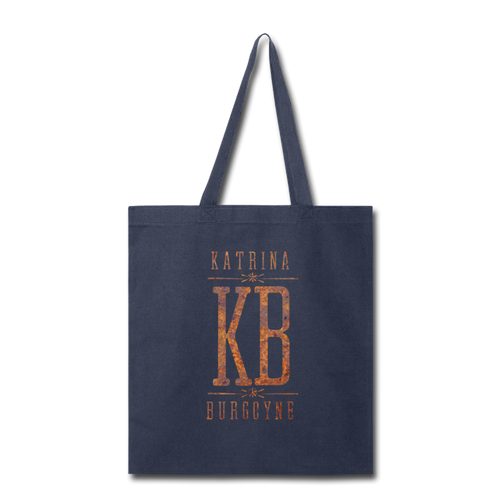 KB Tote Bag - navy