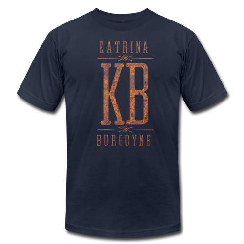 Men's KB T-Shirt - navy