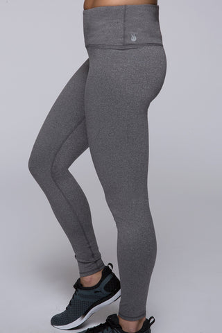 Canvas Tight - Heather Grey