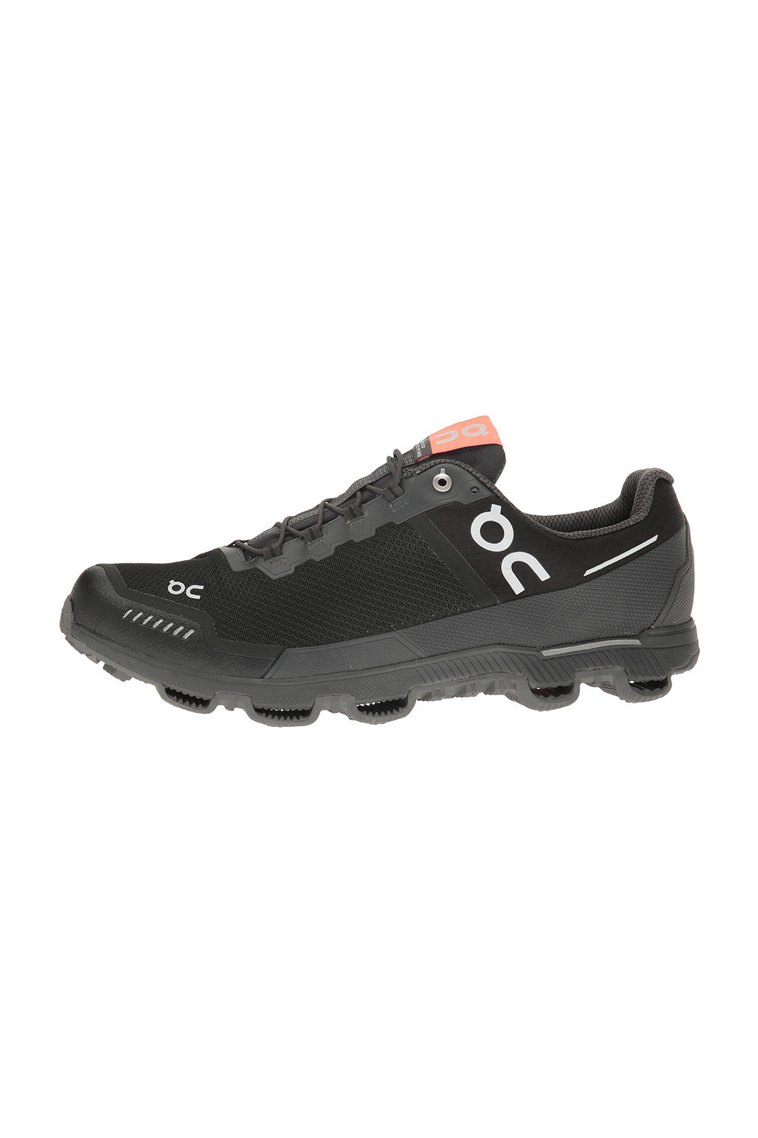 Men's ON Cloudventure - Black Dark