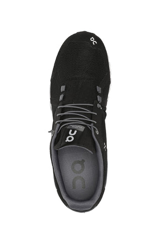 Performance running shoes, Swiss engineering, light weight, Men's Cloud Running Shoe - Black White