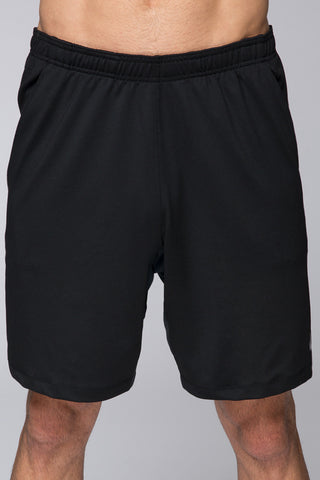 Legacy Knit short - Jet Black