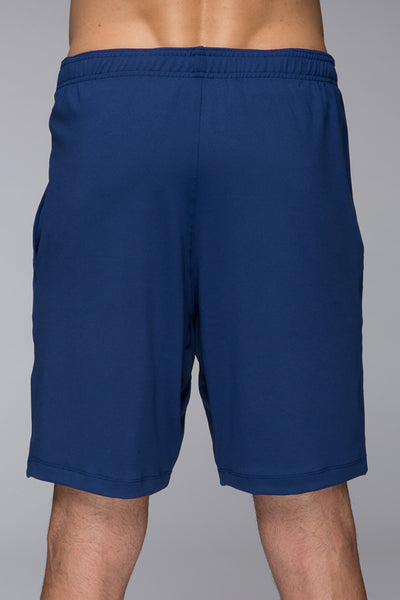 Legacy Knit short - Navy Blue