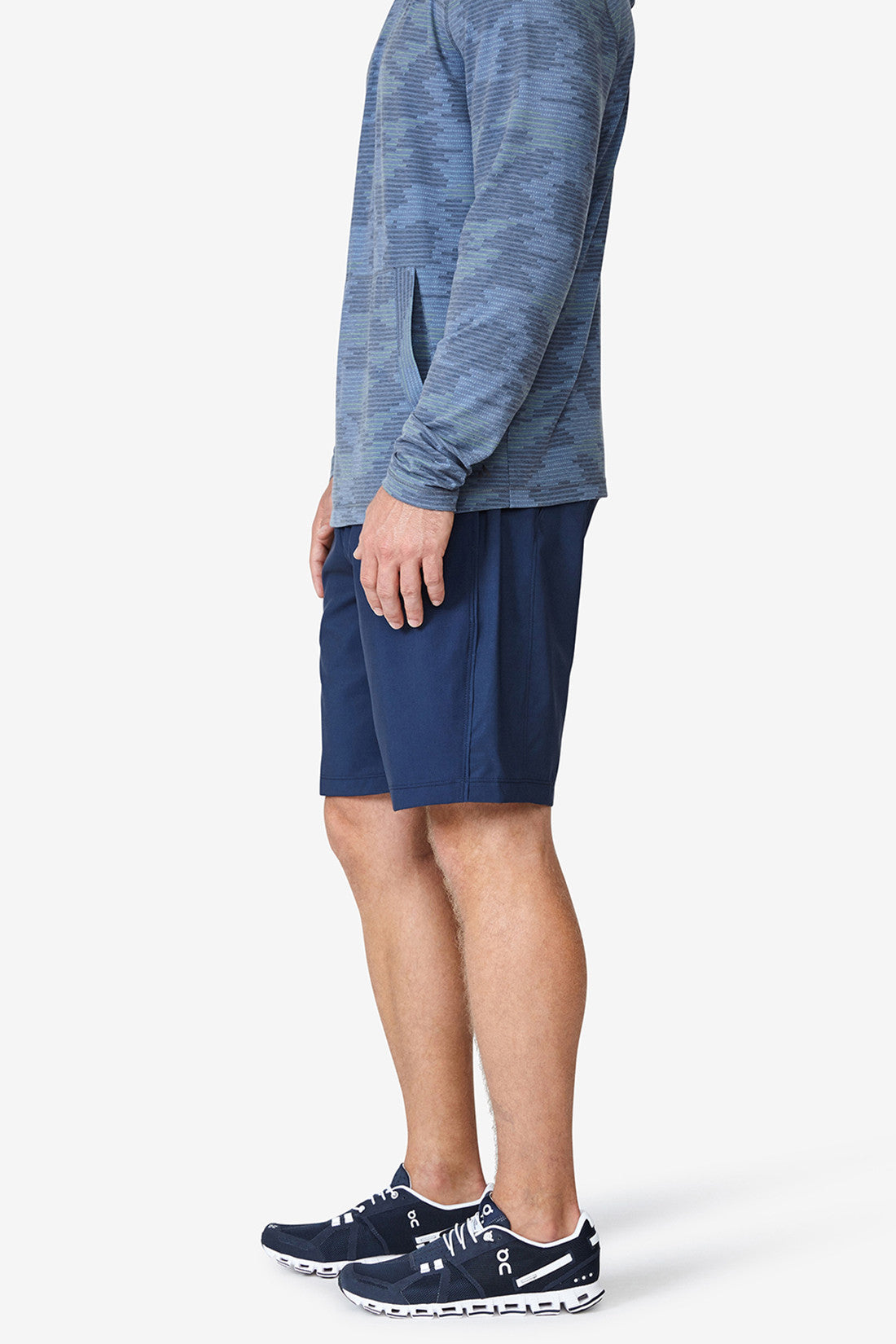"Accelerate 9"" Short - Navy"