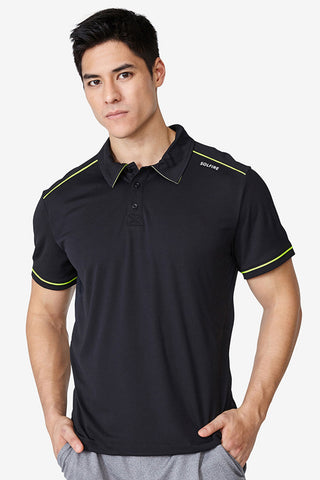 Performance Polo - Jet Black