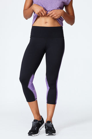 Kinetic Tight - Black Purple