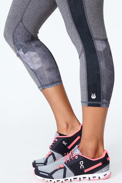 Kinetic Tight - Grey Hex