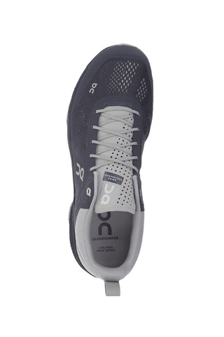 Support, fast, breathable, swiss engineering, running, ultra light, Men's ON Cloudsurfer - Dark Slate