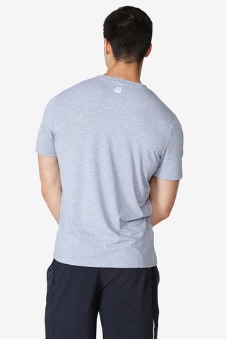 Standard Tee - Grey Heather