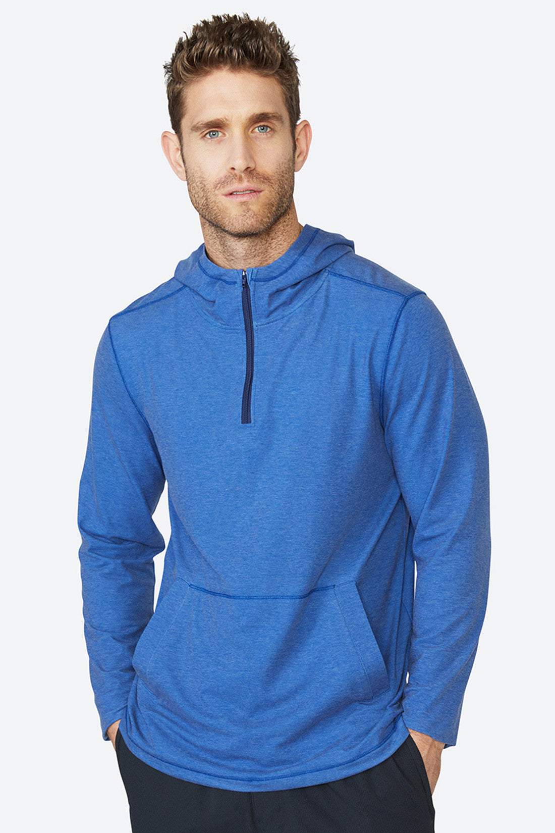 lightweight, sweat wicking, fast drying, performance, fitness, active, warm hoodie