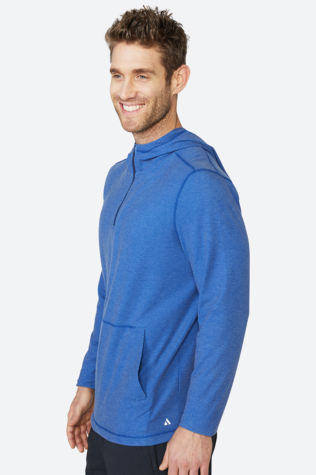 Jack Hoodie - Heather Blue