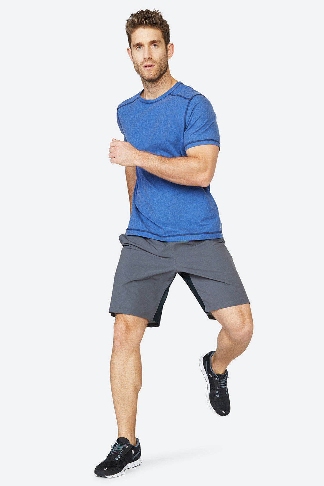 "Classic Woven Short 9"" - Charcoal"