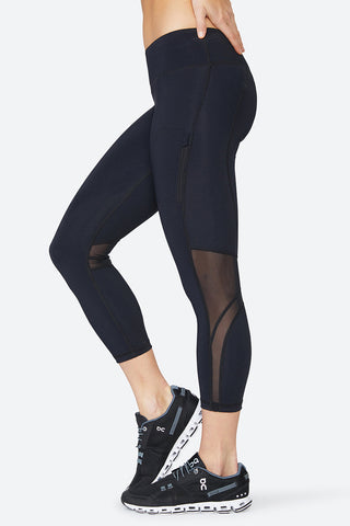 Chelsea Tight - Black Mesh