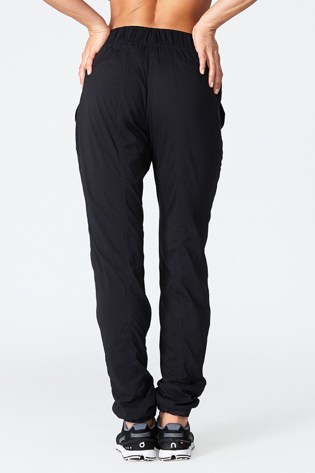 Amelia Pant - Black NoirJogger, Comfortable, Jogging, In and out, Flat stomach, All year around pant, all sports, Amelia Pant - Black Noir