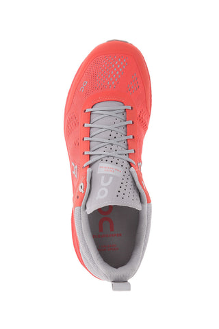 Support, fast, breathable, swiss engineering, running, ultra light, Women's ON Cloudsurfer - Lava Glacier