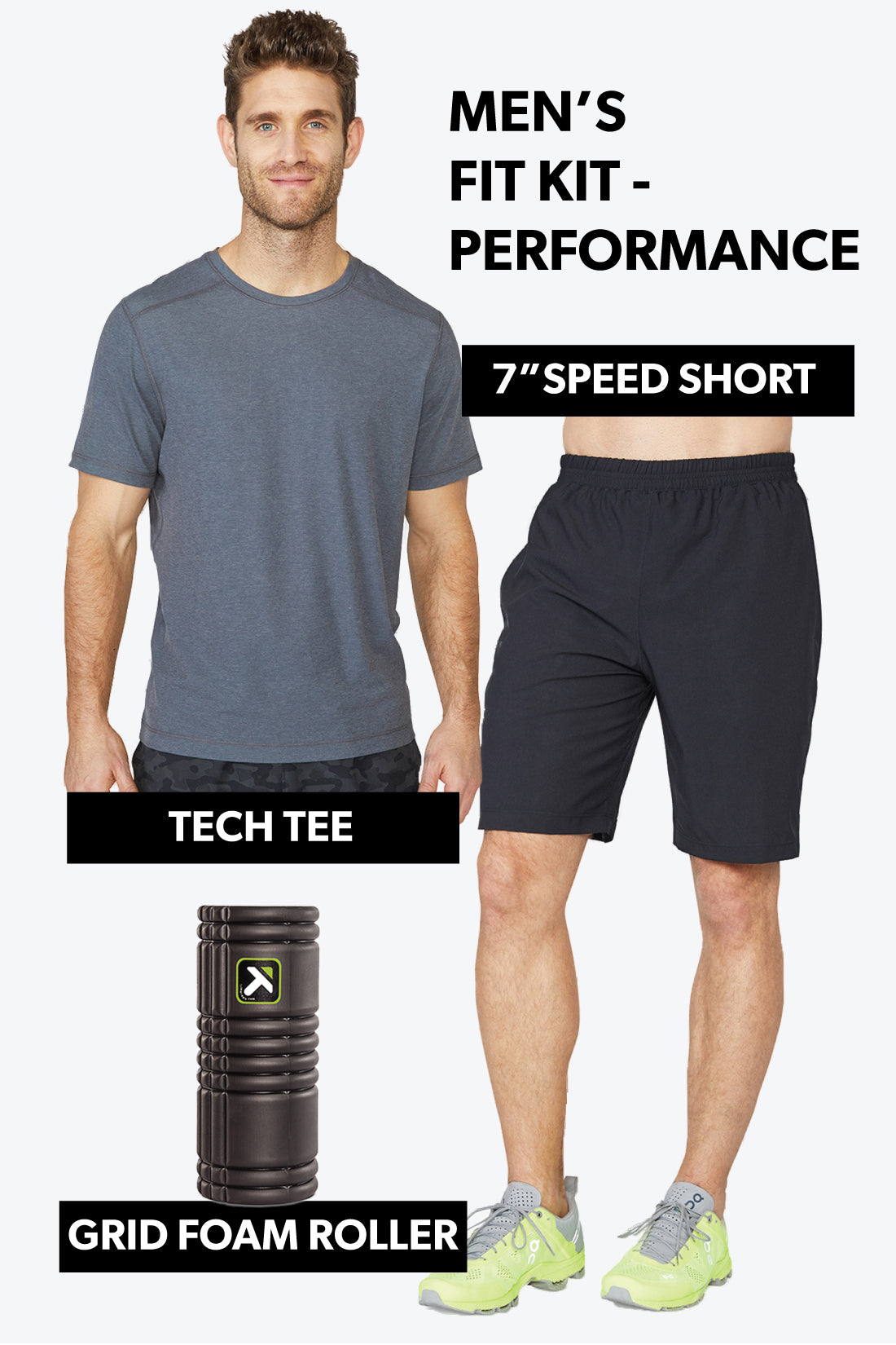 Men's Fit Kit - Performance