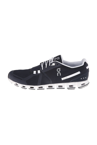 Men's Cloud Running Shoe - Navy White