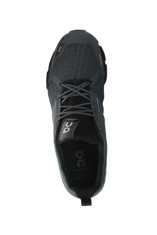 Long runs, extra cushion, lightweight, skin-like, stable, best performance shoes, Men's Cloudflyer Running Shoe - Rock Black