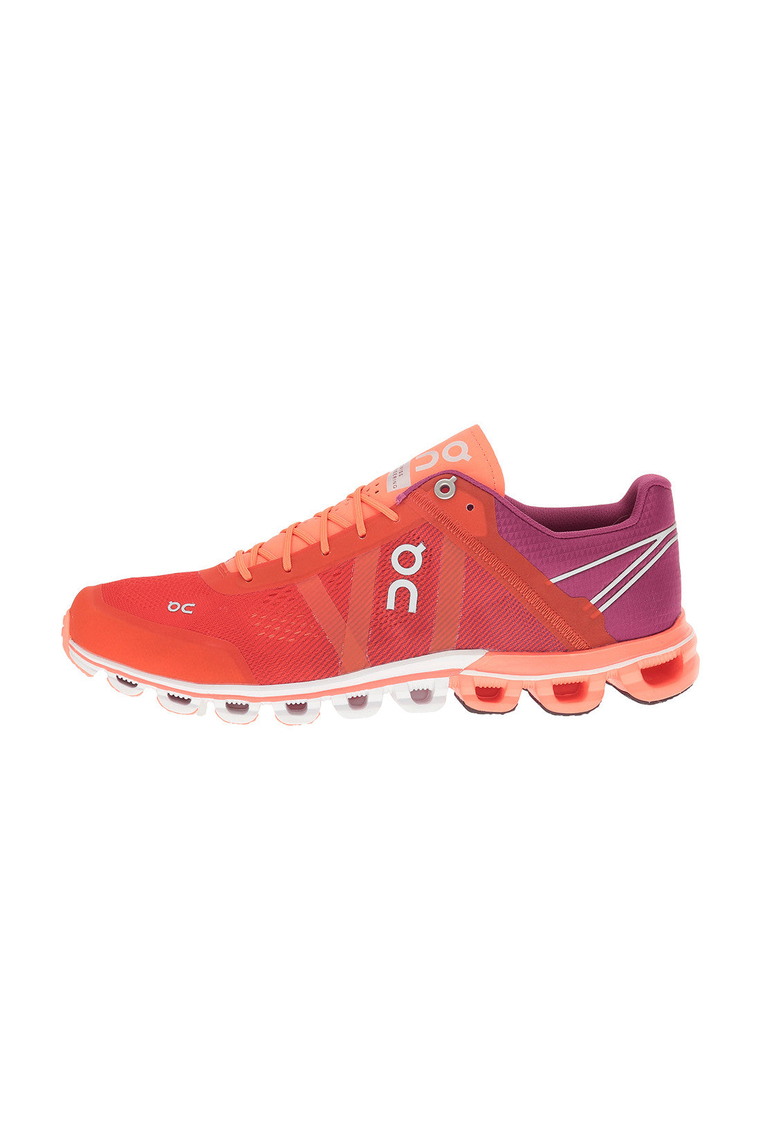 Women's Cloudflow Running Shoe - Spice Flash