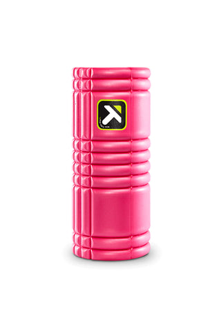 Grid Foam Roller - Bright Pink