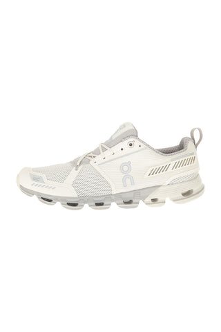 Women's ON Cloudflyer - White Crystal