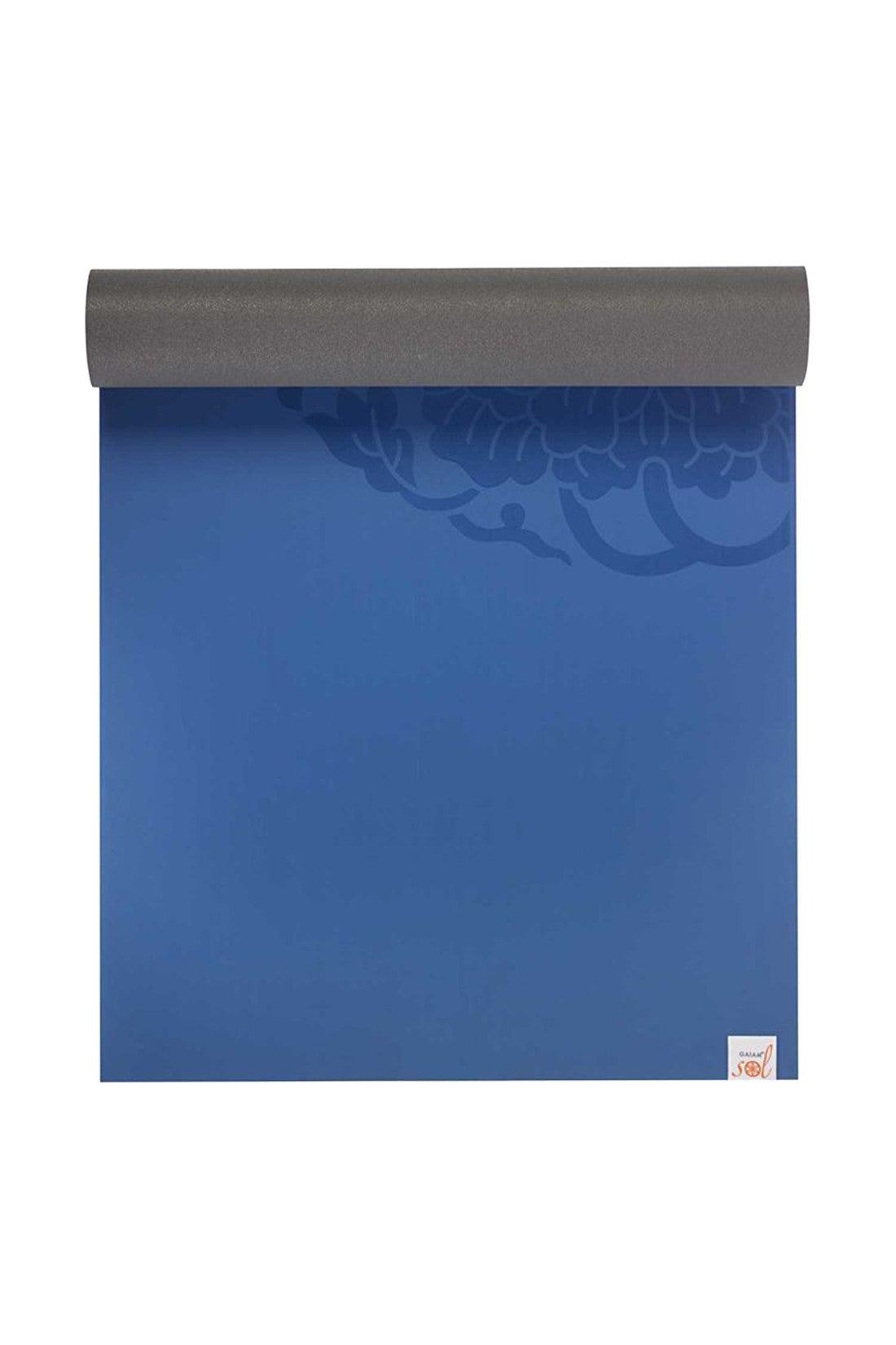 Studio Select Dry-Grip Yoga Mat(5mm) - Blue