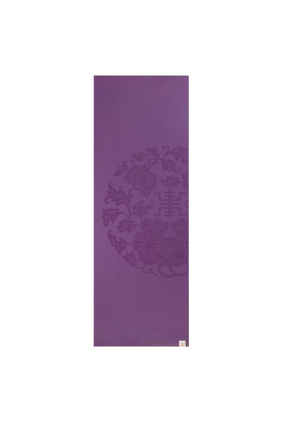 Studio Select Dry-Grip Yoga Mat(5mm) - Purple
