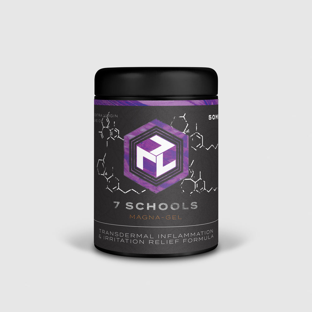 7 SCHOOLS: MAGNA-GEL (INFLAMMATION AND IRRITATION RELIEF*)