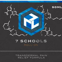 7 SCHOOLS TRANSDERMAL PAIN RELIEF*