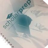 ScholarPrep Organizer - Workbook Edition