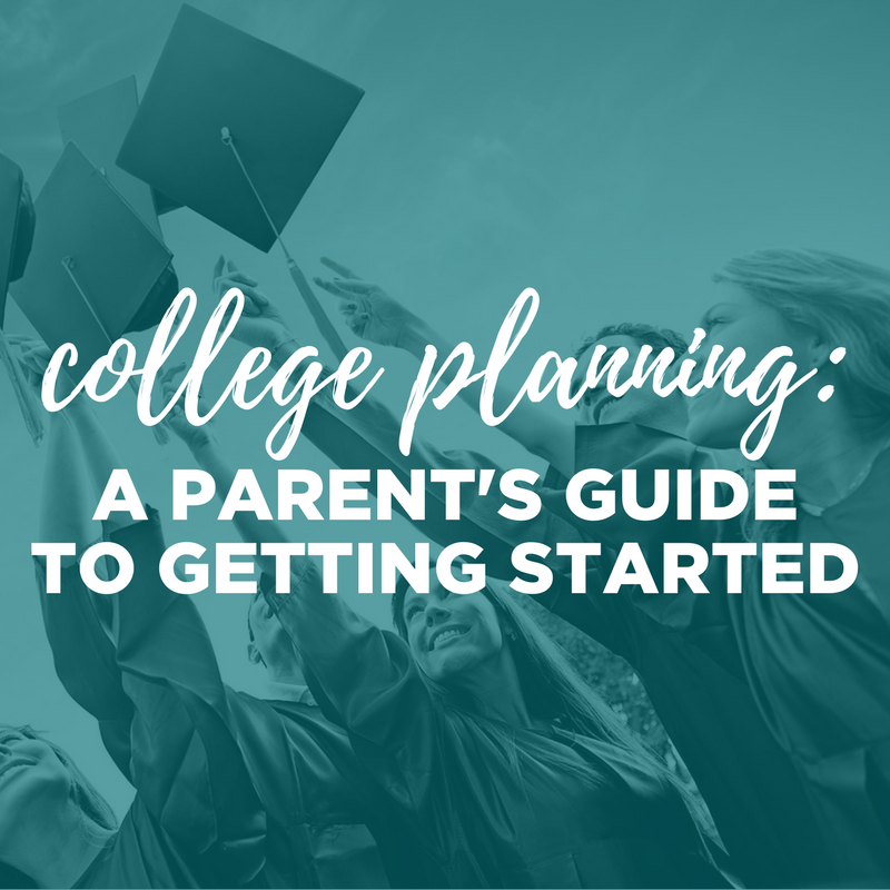 College Planning: Parent's Guide to Getting Started (Mini-Course)