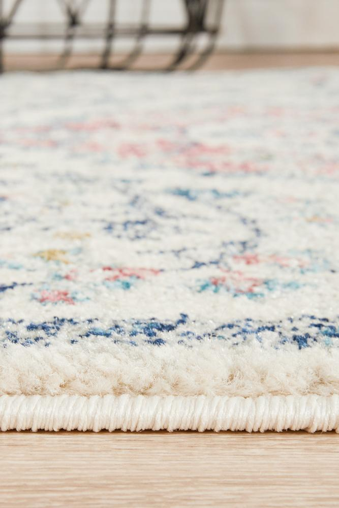 Arvin Power Loomed Pastel Runner Rug