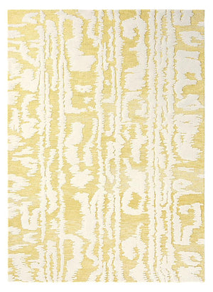Florence Broadhurst Waterwave Stripe Citron 039906