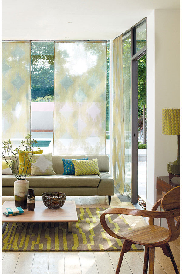 Harlequin Enigma Lime 43507 - aladdinrugs - 1